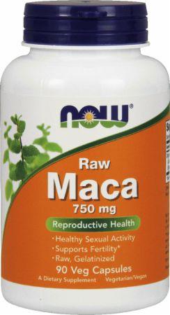 Raw Maca