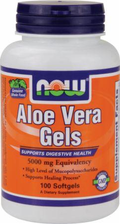 NOW Aloe Vera Gels の BODYBUILDING.com 日本語・商品カタログへ移動する