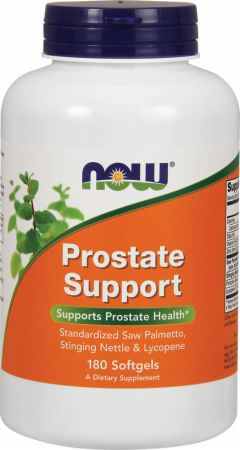 Prostate Support  180 Softgels - Prostate Health NOW