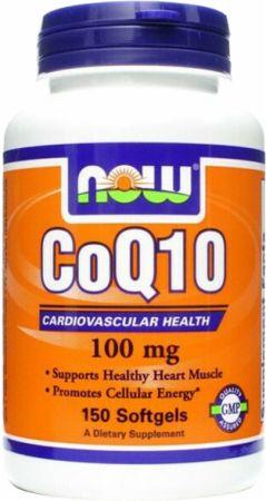 CoQ10 With Vitamin E