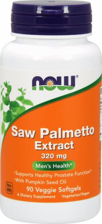 Saw Palmetto Extract With Pumpkin Seed Oil