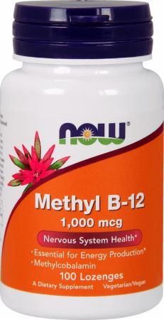 NOW Methyl B-12