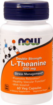 NOW L-Theanine