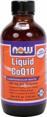 NOW Liquid CoQ10 の BODYBUILDING.com 日本語・商品カタログへ移動する