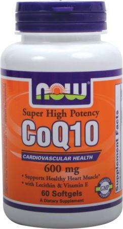 NOW CoQ10 600
