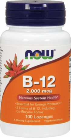 NOW B-12 の BODYBUILDING.com 日本語・商品カタログへ移動する