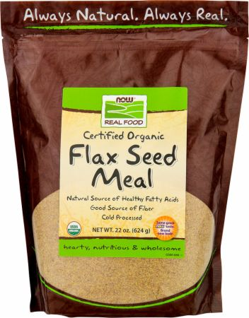 NOW Flax Seed Meal