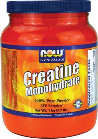 NOW Creatine Monohydrate at Bodybuilding.com: Best Prices for Creatine Monohydrate | Bodybuilding.com
