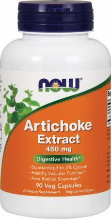 NOW Artichoke Extract