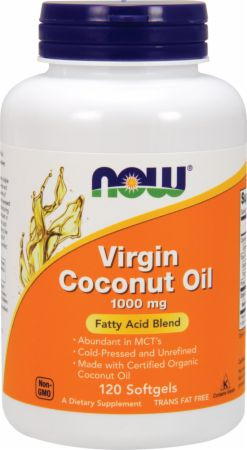 NOW Virgin Coconut Oil