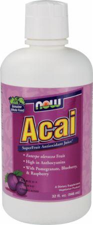 NOW Acai Juice