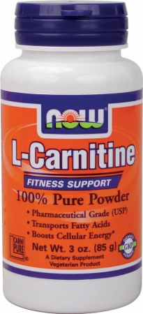 NOW L-Carnitine Powder