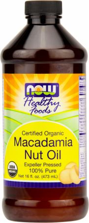 NOW Macadamia Nut Oil