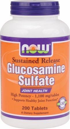 NOW グルコサミン硫酸塩