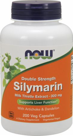 NOW Silymarin 2X