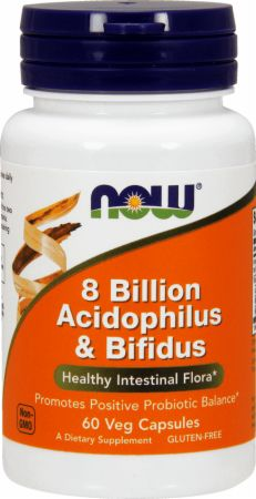 8 Billion Acidophilus & Bifidus