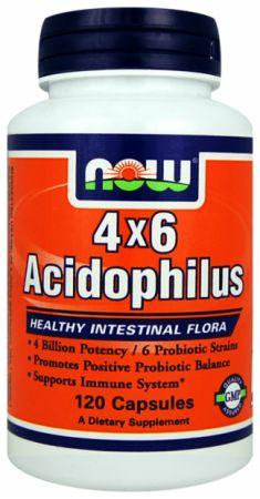 NOW 4x6 Acidophilus の BODYBUILDING.com 日本語・商品カタログへ移動する