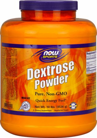 Image of Dextrose Unflavored 10 Lbs. - Post-Workout Recovery NOW