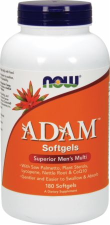 Image of NOW ADAM 180 Softgels