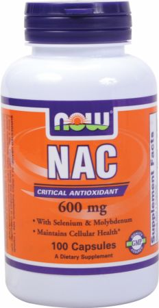 NOW NAC at Bodybuilding com: Best Prices for NAC