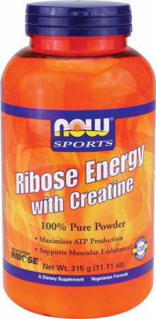 Now Ribose Energy With Creatine