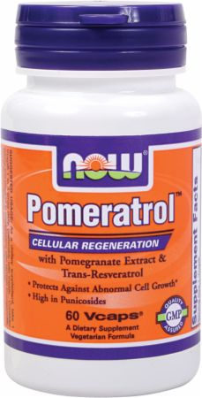 NOW Pomeratrol