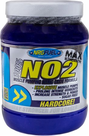 Image of NRGFuel NO2 Max Strength 1.1 Kilograms Fruit Punch