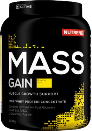 Image of Nutrend Mass Gain 1000 Grams Banana