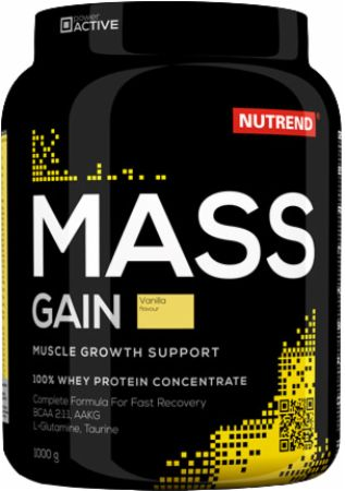 Image of Nutrend Mass Gain 1000 Grams Vanilla