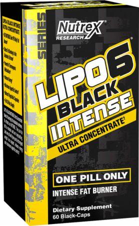 Lipo-6 Black Intense