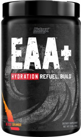 Image of EAA + Hydration Essential Amino Acids Blood Orange 30 Servings - Amino Acids & BCAAs Nutrex