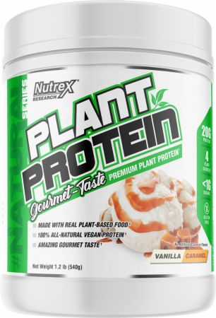 Plant Protein 100% All-Natural Vegan Protein