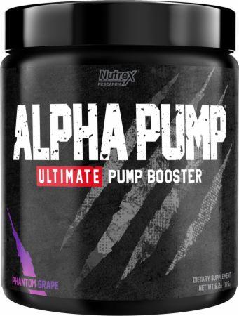 Alpha Pump Stimulant-Free Pump Booster