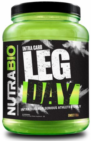 Leg Day - Intra Carb - Intra Workout