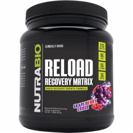 NutraBio Reload Recovery Matrix