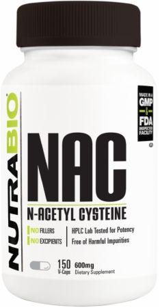 NAC N-Acetyl-Cysteine