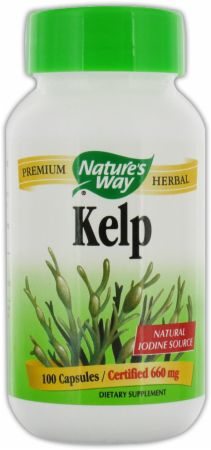 Nature's Way Kelp