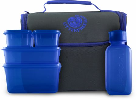 Image of New Wave Enviro Litter Free Lunch Box