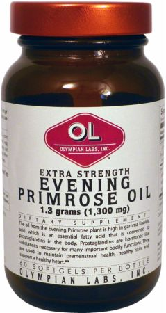 Olympian Labs Evening Primrose Oil