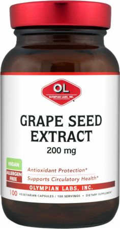 Olympian Labs Grape Seed Extra Strength