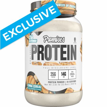 Olympus Lyfestyle Promises Protein Powder