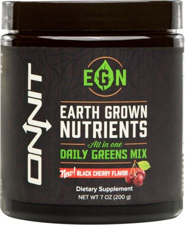 Earth Grown Nutrients Daily Greens Mix