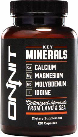 Key Minerals