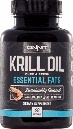 Image of Krill Oil 60 Softgels - Cardiovascular Health Onnit
