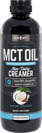 Image of Emulsified MCT Oil Creamy Coconut 16 Fl. Oz. - Cardiovascular Health Onnit