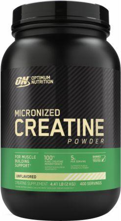 Optimum Nutrition Micronized Creatine Powder Unflavored 2000 Grams - Creatine