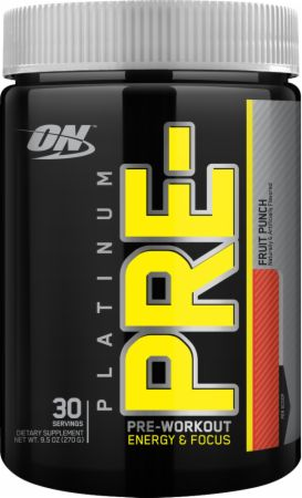 Optimum Nutrition Platinum PRE-