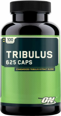 Image of Tribulus Extract Capsules 100 Capsules - Testosterone Support Optimum Nutrition