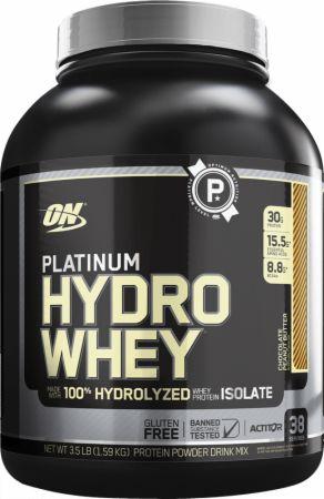 Optimum Nutrition Platinum Hydrowhey の BODYBUILDING.com 日本語・商品カタログへ移動する