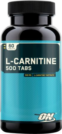Optimum L-Carnitine 500 Tabs